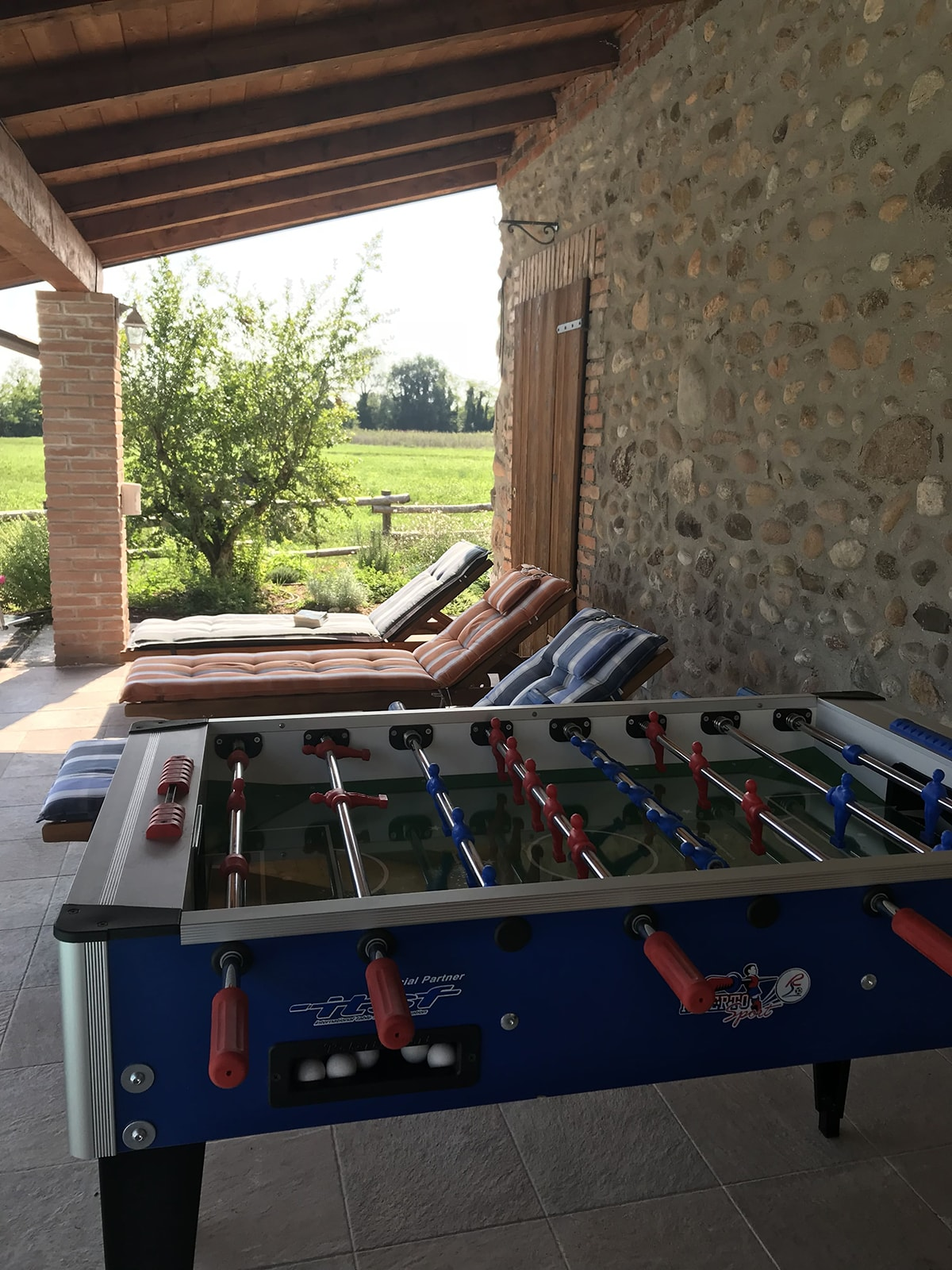 Games - Holiday appartments in Borghetto sul Mincio, Verona