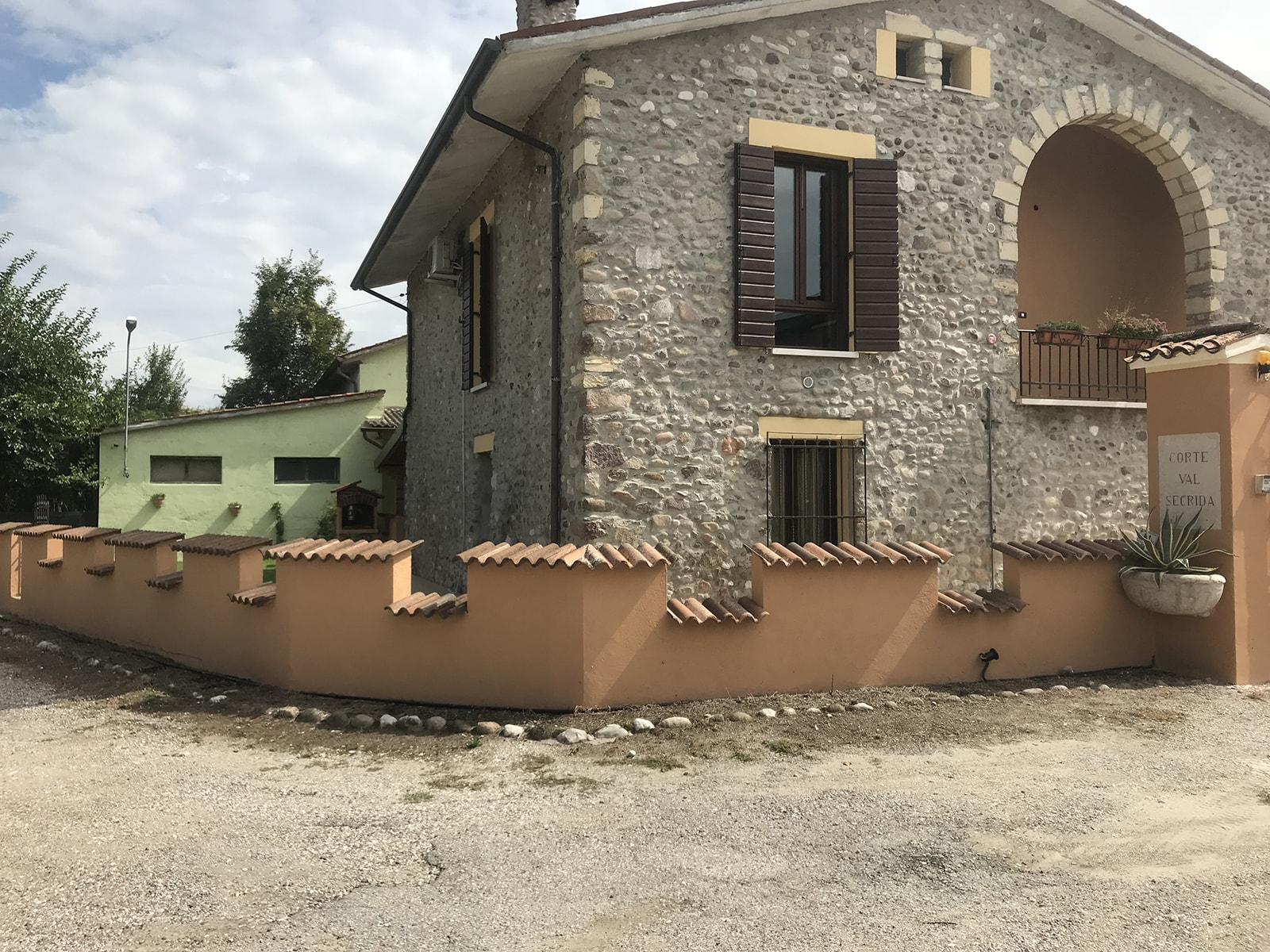 Villa - Holiday appartments in Borghetto sul Mincio, Verona